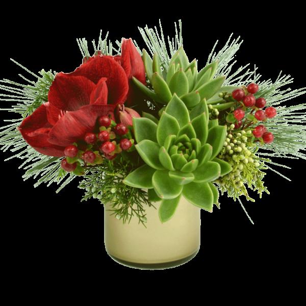 Succulent Season Bouquet