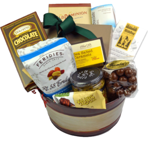 Jolly Indulgence Gift Basket