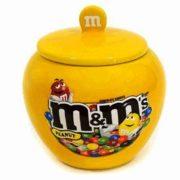 mms Character Ceramic Candy Jar