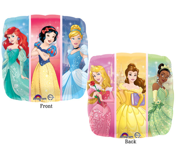 Disney Princesses Foil Balloon