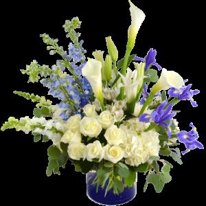Calming Callas Bouquet