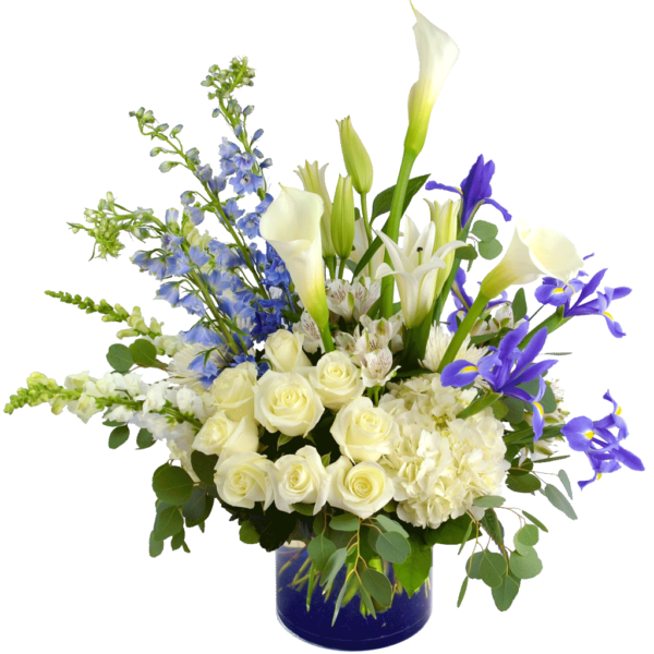 Calming Callas Bouquet