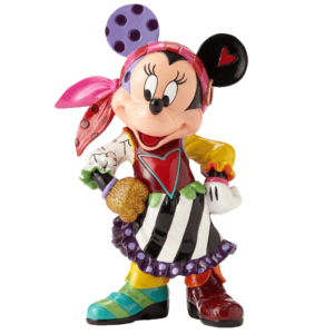 Minnie Mouse Pirate Figurine