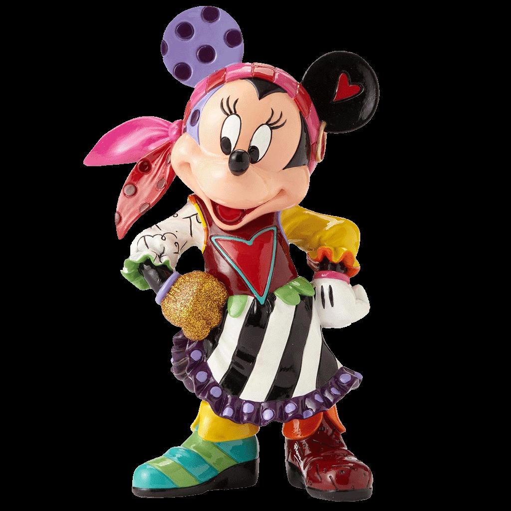 Minnie Mouse Pirate Figurine