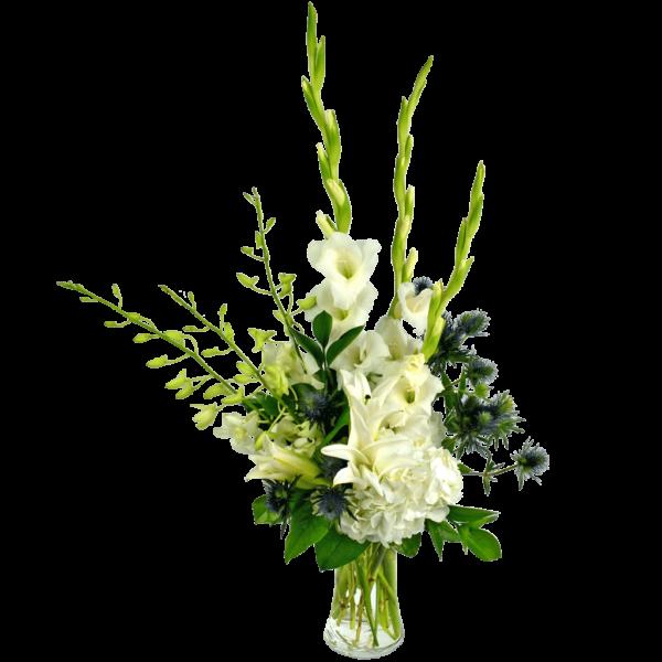 Pristine Elegance Bouquet