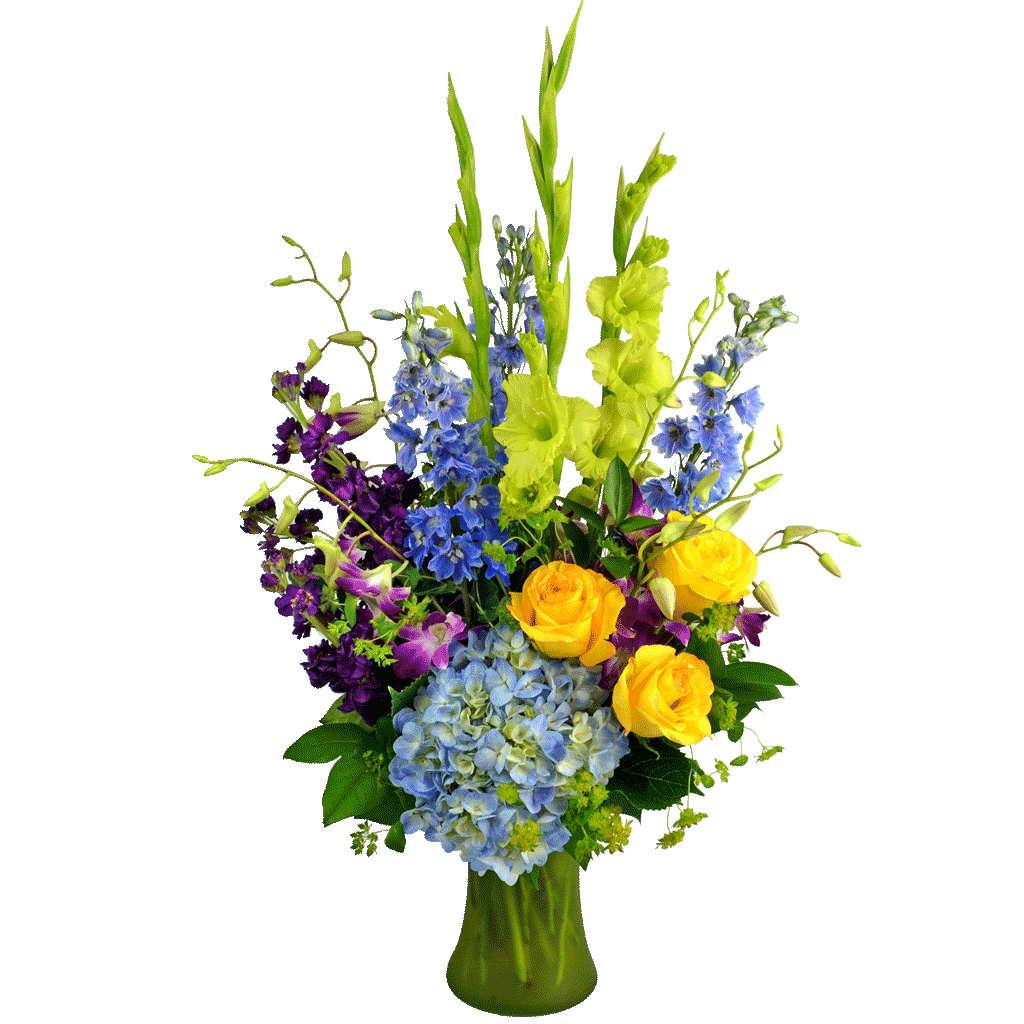 Scent Of Springtime Bouquet Is Designed By Karin S Florist