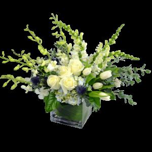 Serene Garden Bouquet