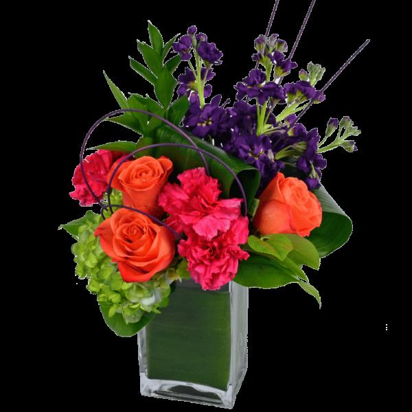 Vibrant Vibe Bouquet