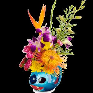 Disney's Stitch Flower Mug