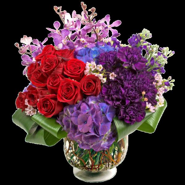 Hydrangea Garden Party Bouquet