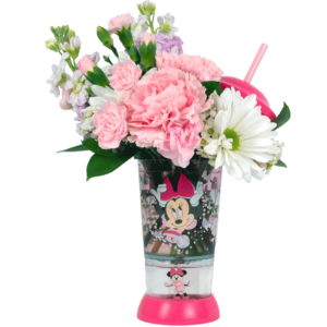 Minnie Mouse Tumbler Bouquet