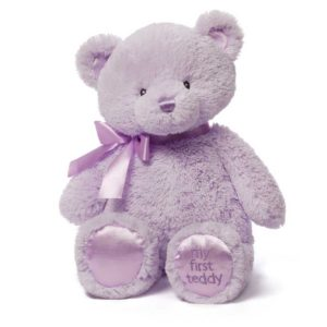 My first Teddy Lavender