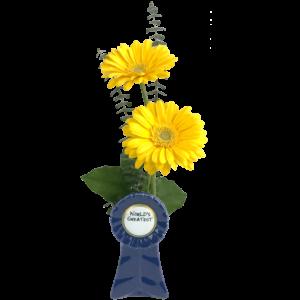 World's Greatest Trophy Bouquet