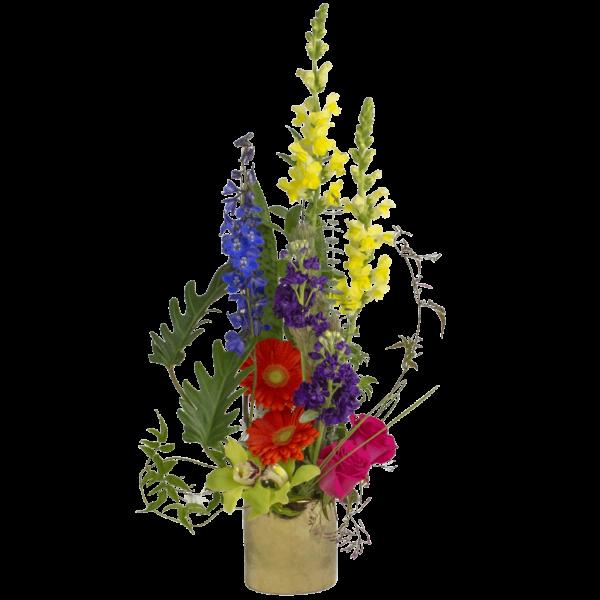 Colorful Splendor Bouquet