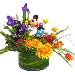 Laughing Mickey Mouse Bouquet