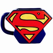 Superman Flower Mug