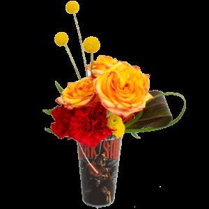 Darth Vader Pub Mug Bouquet
