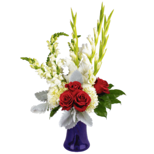 Patriotic Expression Bouquet