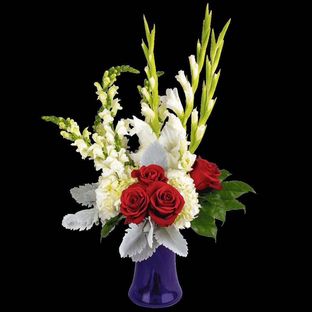 Patriotic Expression Bouquet
