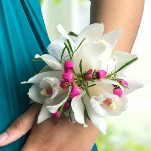Dancing Orchids Corsage