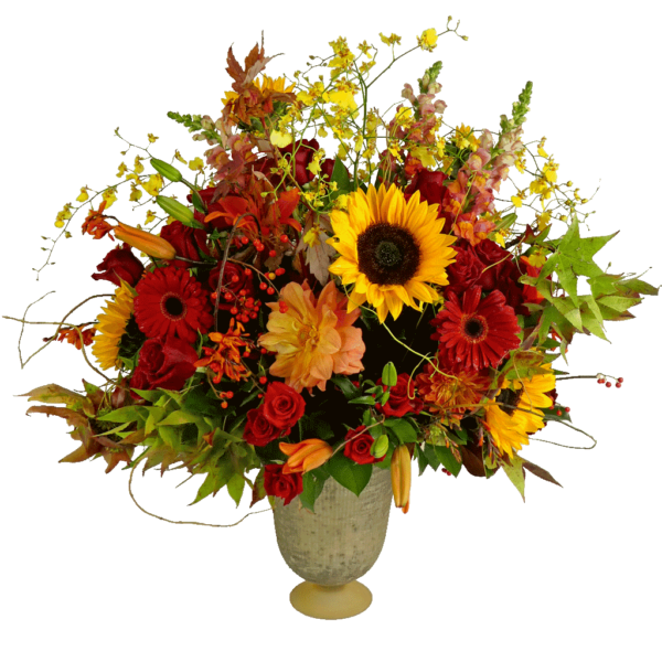 Harvest Colors Bouquet