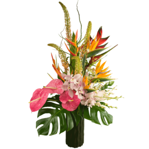 Hawaiian Luau Bouquet