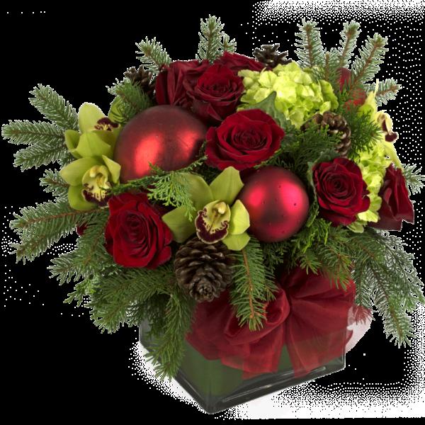 Holiday Spirit Bouquet