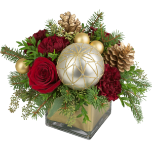 Ornamental Holiday Bouquet