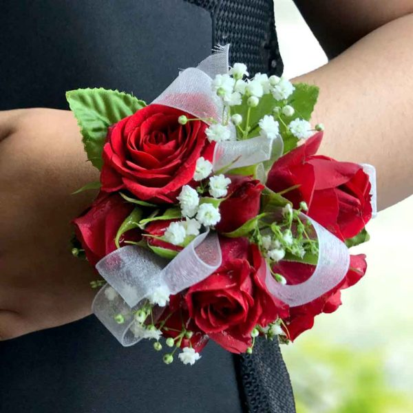 Royalty Roses Corsage Designed By Karin S Florist