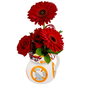 Star Wars BB-8 Flower Mug