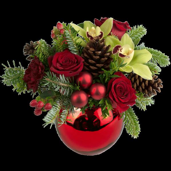 Crimson Delight Bouquet