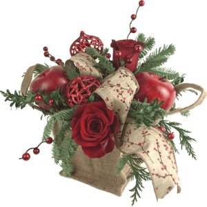 Berry-Christmas-Bouquet