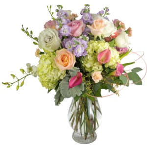 Romantic Pastels Bouquet