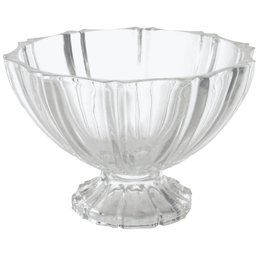 """10"""" Crystal Compote"""