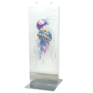 Flatyz Candle-Jellyfish