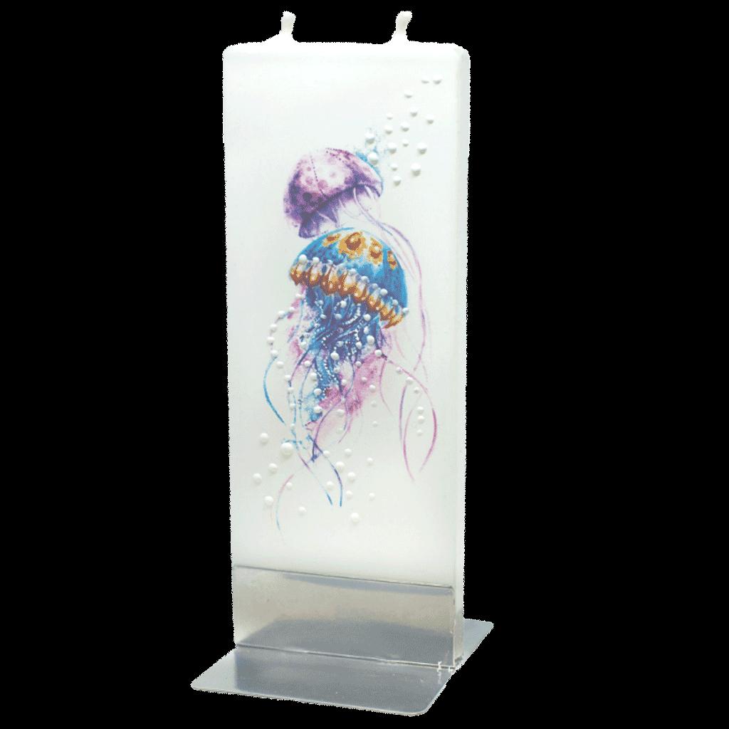 Flatyz Candle-Jellyfish