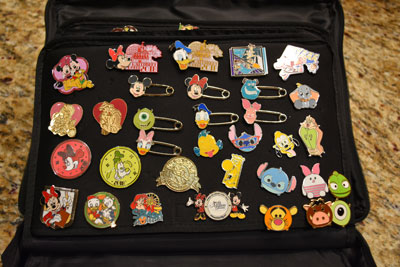 Disney Pin Book