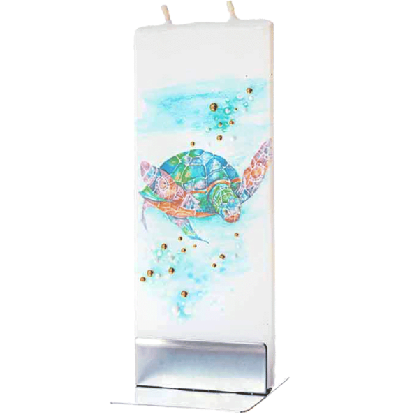 Flatyz Candle-Sea Turtle