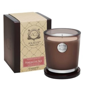 Aquiesse Large Candle - Pomegranate Sage