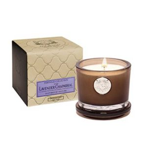 Aquiesse Small Candle - Lavender Chaparral
