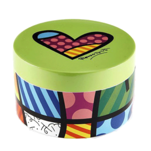 Britto Keepsake Box - Heart