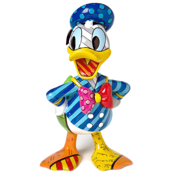 Disney's Donald Duck by Britto Figurine