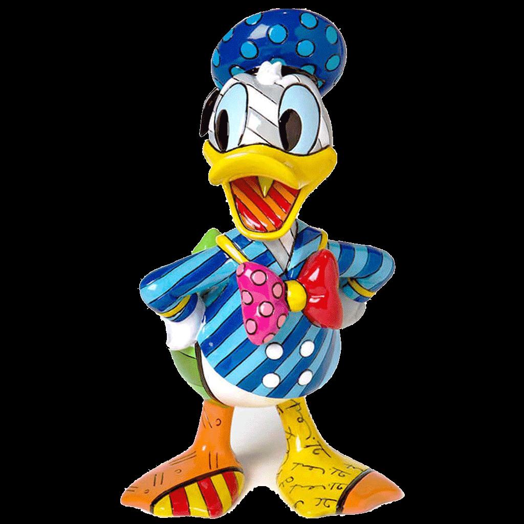 Disney's Donald Duck by Britto Figurine