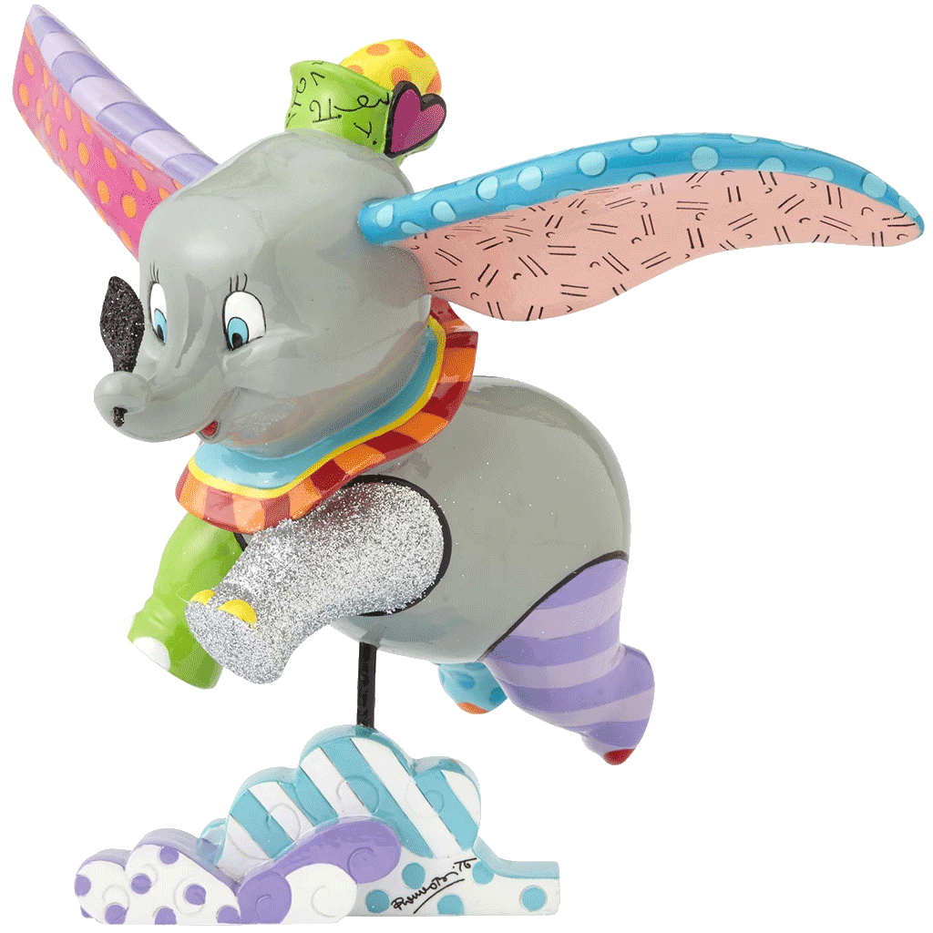 Disney's Dumbo by Britto Figurine