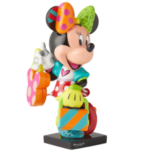 Fashionista Minnie Mouse Figurine