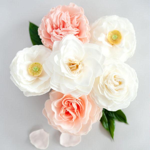 Heaven Scent Soap Flower