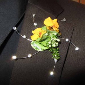 Star of the Show Boutonniere