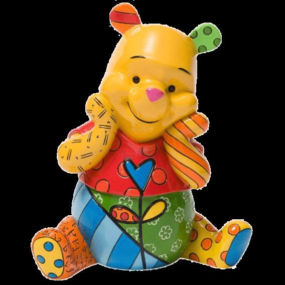 Disney's Winnie The Pooh by Britto Figurine