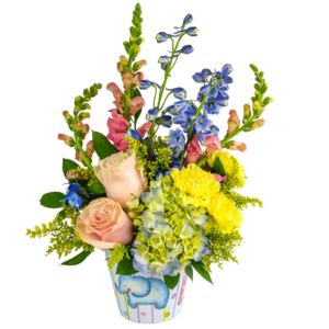 Welcome Little One Bouquet