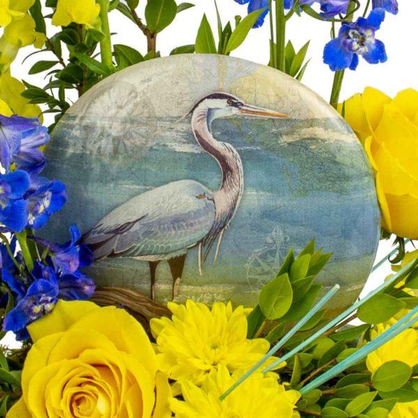 Crane By The Sea Bouquet